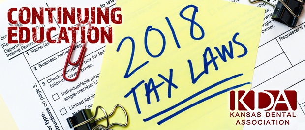 2018 Tax Changes CE Web Banner